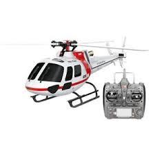 Image is loading XK-K123-6CH-Brushless-AS350-RTF-Mode-2- XK K123 6CH Brushless AS350 RTF Mode 2 Scale RC Helicopter Kids