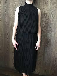 Massimo Dutti Pleated Dress Eu40