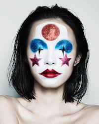 Girl Clown Face Designs Scary Clown Scary Clown Face Makeup 9 Amazing Halloween
