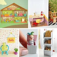 Image Living Room The Decorated Cookie Doll House Furniture Ideas Roundup Of Diy Doll House