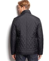 Tasso Elba Quilted Fleece Lined Barn Jacket | Where to buy & how ... & ... Tasso Elba Quilted Fleece Lined Barn Jacket Adamdwight.com