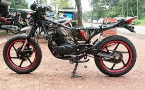 types of motorcycle frames