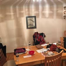 dining room or there is nothing. vertical blinds in the dining room\u2026i know. those were first things to come down. and yes whole wall is mirrored. i did not want take them down room or there nothing