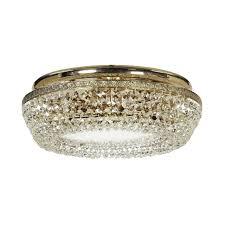 <b>Потолочный светильник Lucia</b> Tucci Cristallo 759.8.5 Gold купить ...