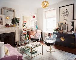 office living room ideas. Office Living Room Ideas View In Gallery Clear Furnishings Give The Illusion Of Space Decorate And White Theme Interior Design M