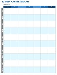 week schedule print out student planner template free printable anyone can use this template