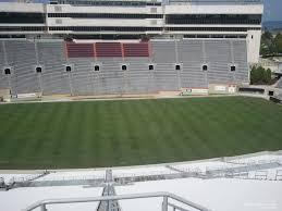Va Tech Lane Stadium Seating Chart Lane Stadium Section 31 Rateyourseats Com