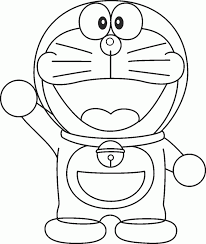Coloring Doraemon Painting Games Coloring How To Draw And Paint