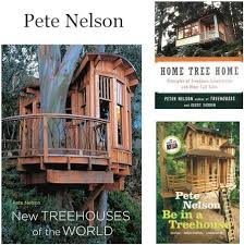 Treehouse Designers Guide Nelson Treehouse And Supply  HGTVTreehouse Builder Pete Nelson