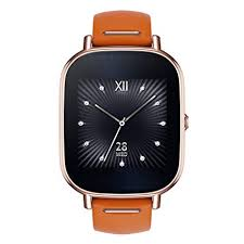 Amazon.com: ASUS ZenWatch 2 Rose Gold with Orange Leather ...