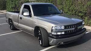 99 Single Cab 4 7 Mcgaughys Drop Dropped Trucks Chevy Silverado Single Cab Chevy Trucks Silverado