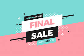 Style Templates Sale Banner Template Design In Memphis Style Vector Free