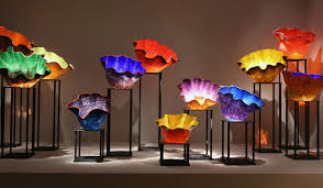 Image result for Dale Chihuly art installation images