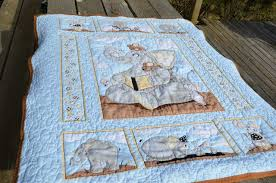 Too cute!! Elephant Quilt. Panel by Susybee. | Quilts | Pinterest ... & Elephant Quilt. Panel by Susybee. Adamdwight.com