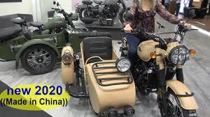 <b>New</b> Sidecar motorcycle 2020 - Made in <b>China</b> (<b>vintage</b> BMW <b>style</b> ...