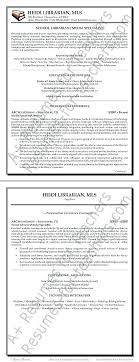 School Librarian Resume Best Librarian Resume Foodcityme
