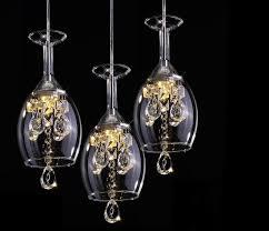 k9 crystal stair led wineglass chandelier modern creative fashion spiral suspension lighting restaurant villa lobby hanging lamp