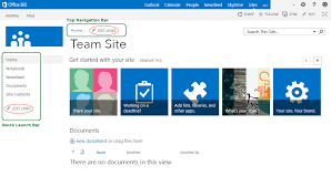 Sharepoint Website Examples 8 Key Tips To Design Effective Sharepoint Team Site