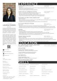 The New Resume New Resume Lauren Fromin 22