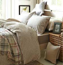 twin duvet cover sets beige plaid brief plaid sheets queen king twin duvet cover set