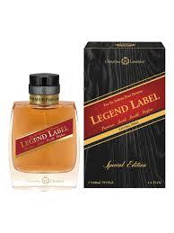 Туалетная вода <b>Premium</b> Parfum Legend Label 100 мл Christine ...