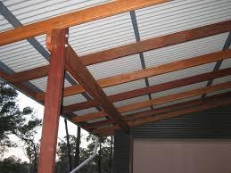 steel verandah roofing ideas - Google Search