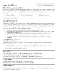 Resume Of Internal Auditor Senior Internal Controls Analyst Auditor