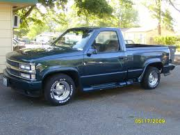 1994 chevy silverado | Photo of a 1994 Chevrolet Z71 Silverado ...