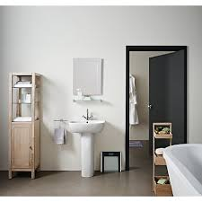 Buy John Lewis Duo Wall Bathroom Mirror 60 x 45cm
