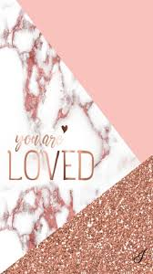 Iphone Wallpaper Rose Gold Marble ...