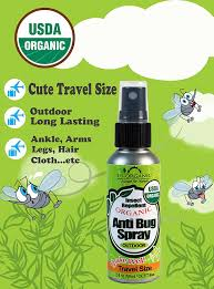 deet travel size amazon com organic insect repellent travel size 2 value pack