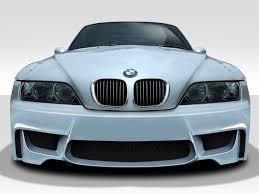 BMW 3 Series bmw 128i body kit : 1M Style Bumper Conversions for BMW Vehicles : Duraflex Body Kits