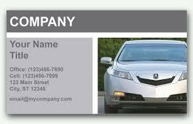 Auto Repair Center Business Cards
