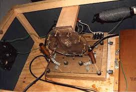 a 1 5 million volt tesla coil the 10 pole 3000 rpm rotary spark gap was designed to optimize the coil s power output and overall menacing nature by generating several sparks per cycle