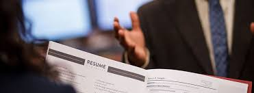 Professional Resume Critique Resumes Portfolios Career Services Liberty University