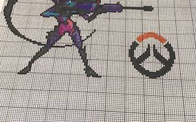 Pixel Art On Graph Paper Holaklonecco Hot Trending Now