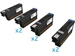 HP Latex 3000 Printer Series - Компоненты системы подачи <b>чернил</b>