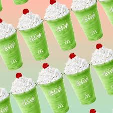 Small Picture The McDonalds Shamrock Shake Is Available in Five Flavors This