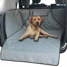 universal dog back seat cover protector