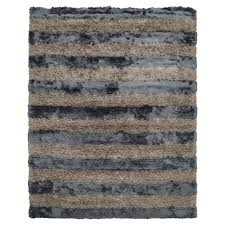 fusion gray 8 x 11 area rug main image 1 of 5 images