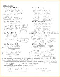 solving quadratic equations by graphing worksheet answers semnext splendid graphing quadratic equations review worksheet tessshlo 4 2 skills practice