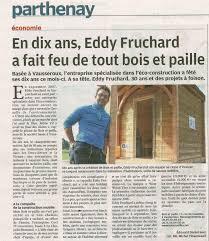 Maison Bois Et Paille Econome Et Ecologique A Vendre Pres De Parthenay Deux Sevres Poitou Charentes