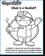 Small Picture Beautiful Dental Coloring Pages For Kids Gallery Printable