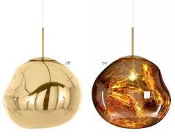 melt pendant chrome by tom dixonhorne com