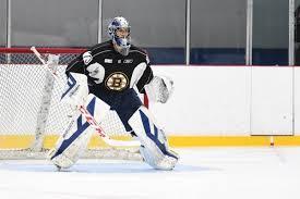 Daniel Vladar Joins Boston Bruins Depth Chart Ingoal Mag