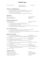 Example Of Excellent Resume Inspiration Resume Examples For Retail Visual Merchandising Resume Examples