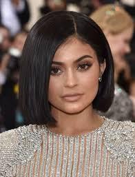 Kylie Jenner Kurzhaarfrisuren Bob Bob Frisuren 2018 Frauen