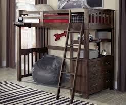 Full size bunk bed with desk Office Underneath 11070 Twin Size Loft Bed Highlands Beds Ne Kids Furniture The Highlands Collection Ekidsroomscom 11070 Twin Size Loft Bed Highlands Beds Ne Kids Furniture The