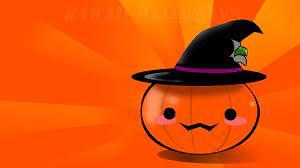Kawaii Halloween Wallpapers - Top Free ...