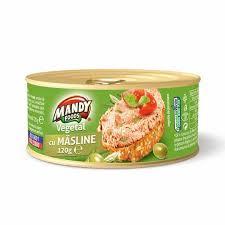 Mandy Pate Vegetal cu Masline - Where 2 Save